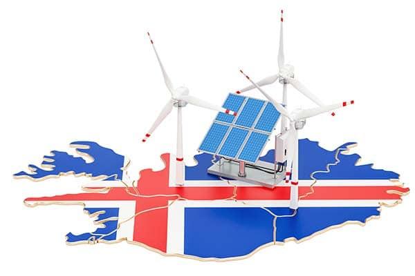 Iceland renewable energy