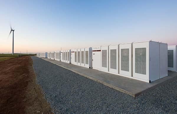 Tesla battery SA