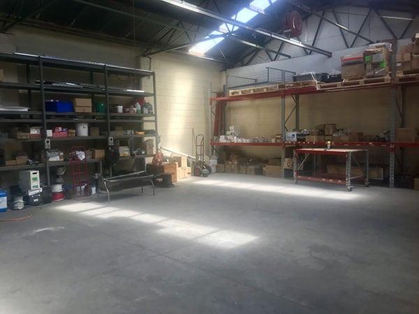 Bright Earth Warehouse