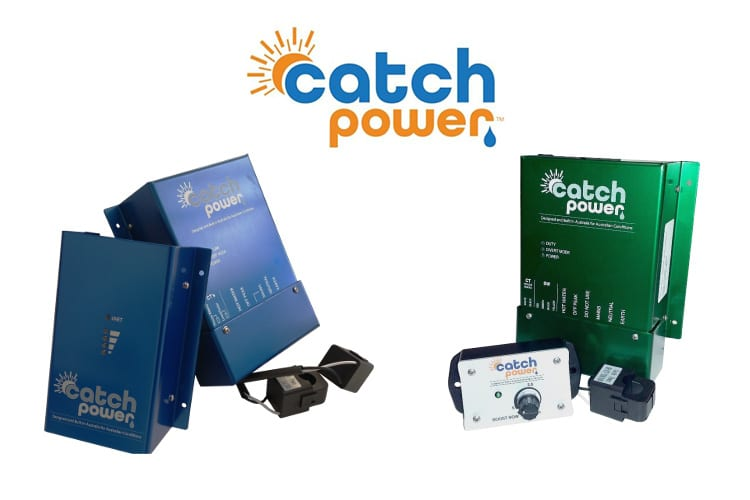 Catch Power hot water