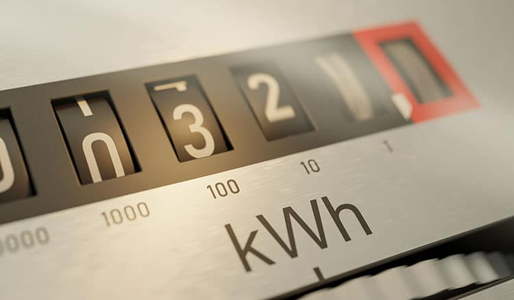 Solar power saving