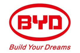 BYD battery