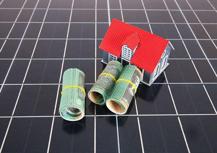 Australian solar panels