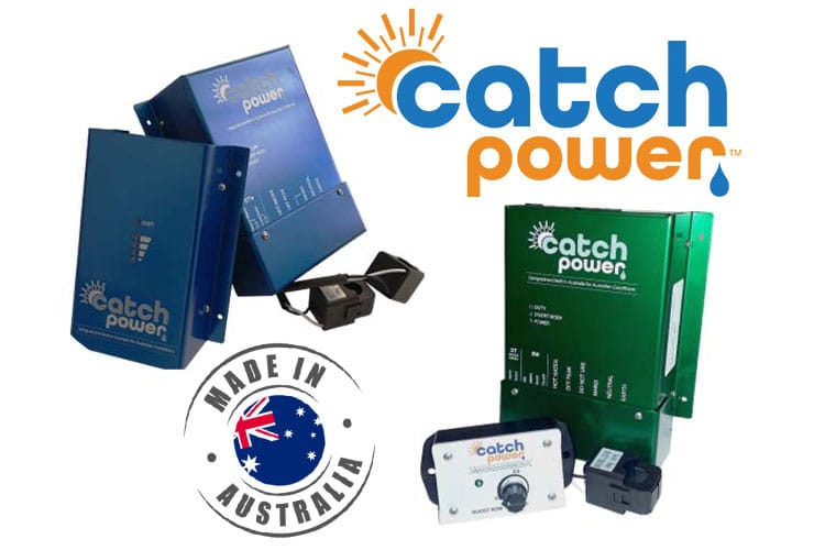 CAtch Power free hot water